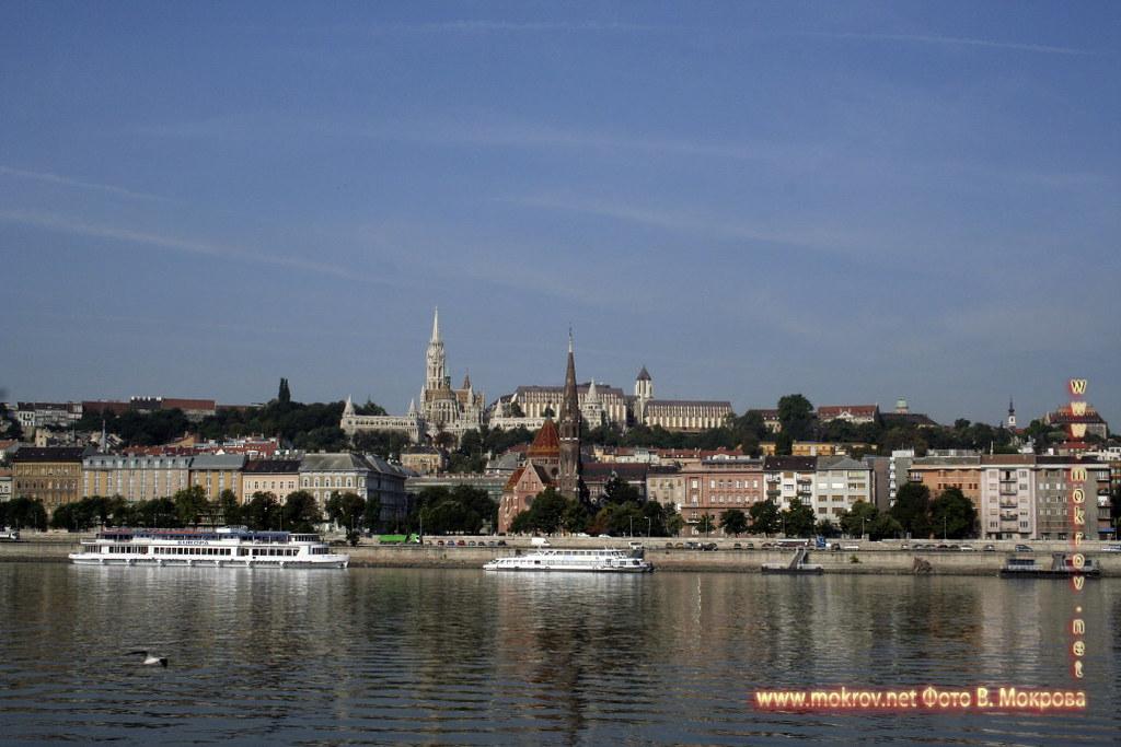 Столица Венгрии - Будапешт фото достопримечательностей.