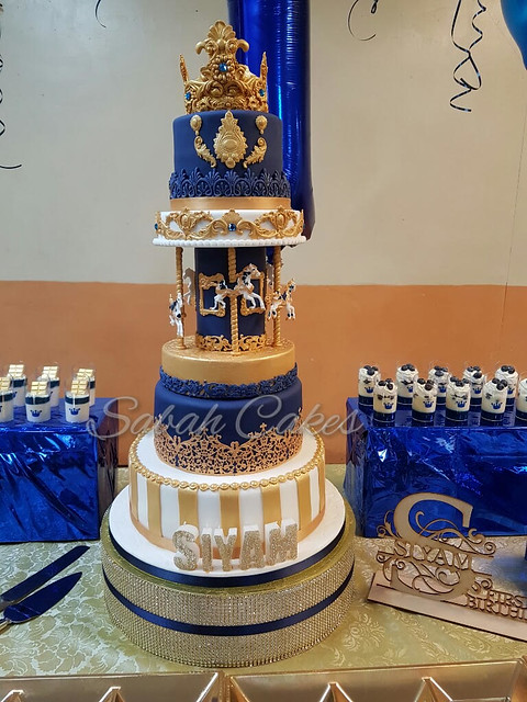 Cake by Yasmin Hussain