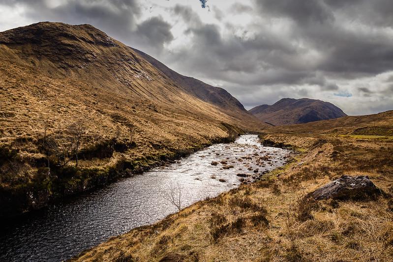 Glen Etive - Scotland 2017
