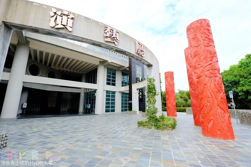 傘亮花博閃耀臺中屯區藝術中心裝置藝術展 (20)