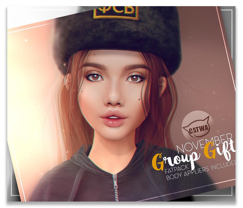 November Group Gift <3 - TeleportHub.com Live!