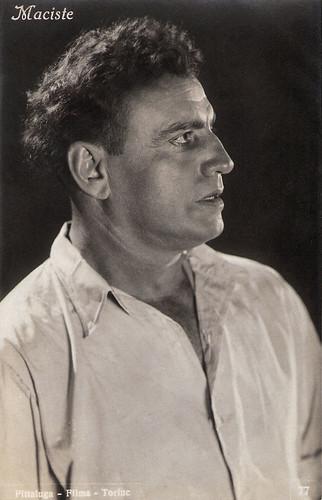 Bartolomeo Pagano, Maciste
