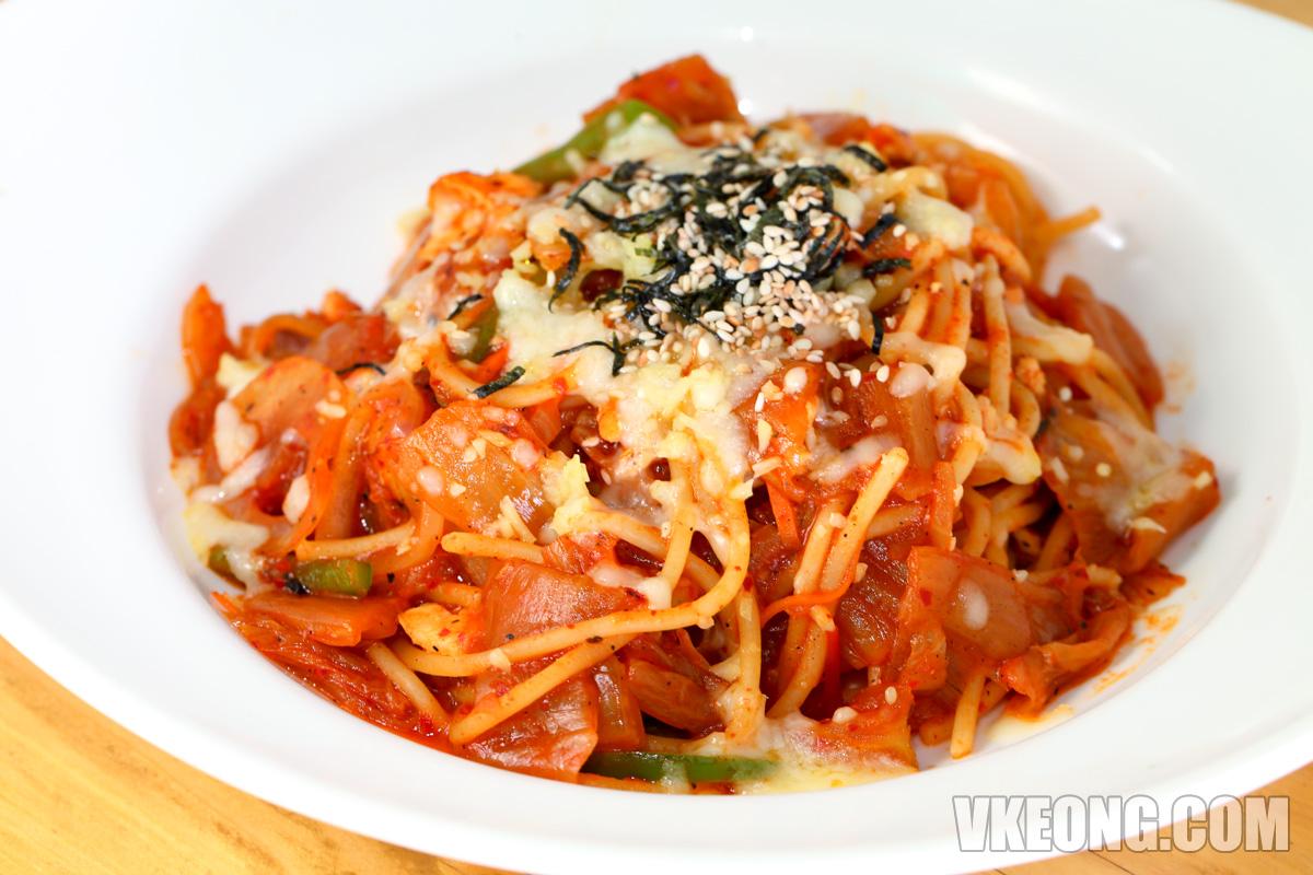Fried-Kimchi-Spaghetti