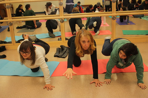 Yoga & Dance Nov.'17