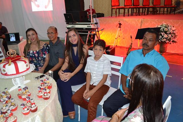 Formatura de ABC na Escola Cristã Shekinah - parte I
