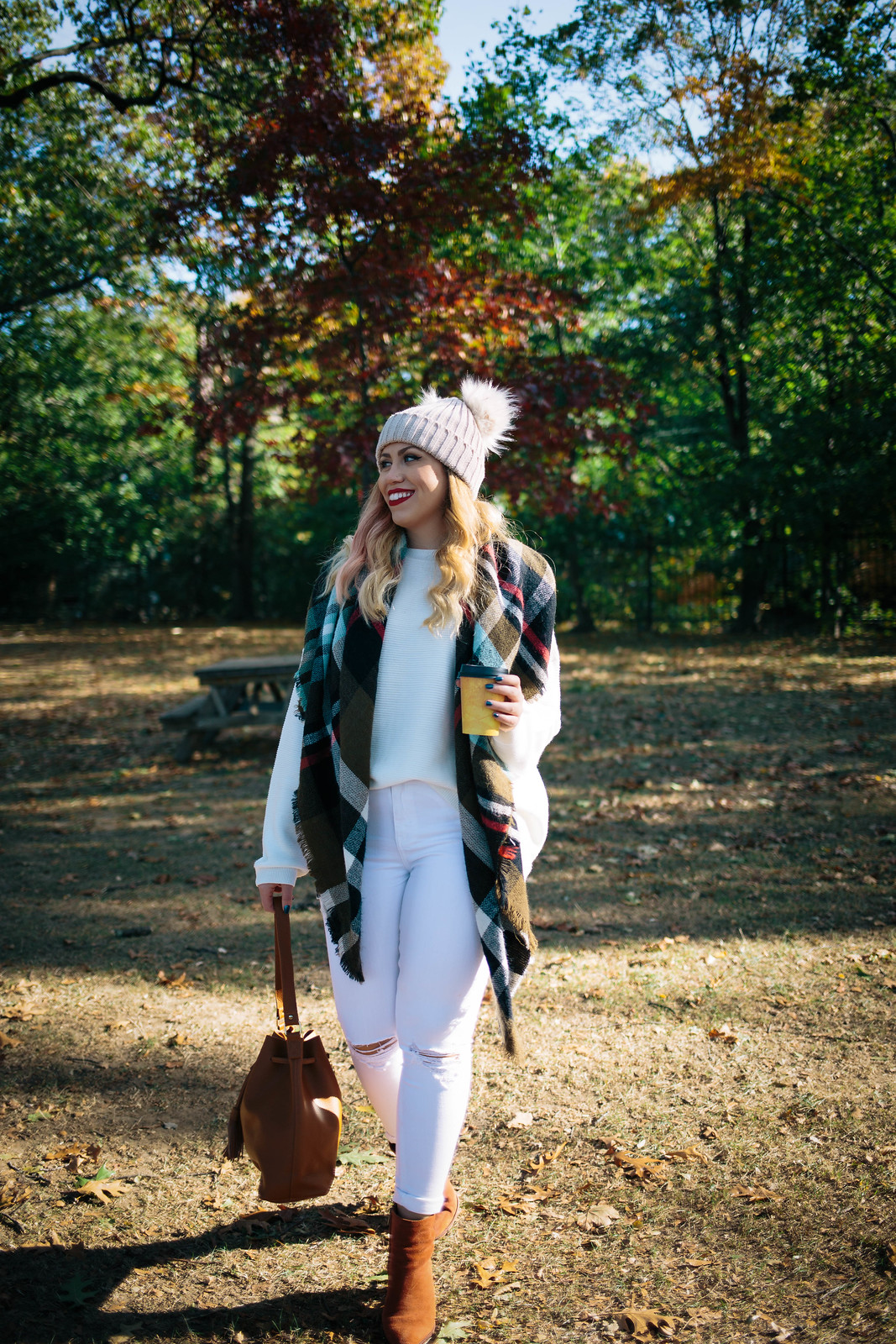 The Festive Winter White Outfit You Need to Recreate