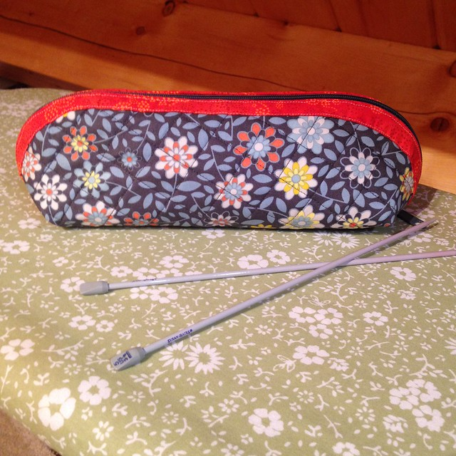 Simple Little Pouch by Bloomin' Workshop