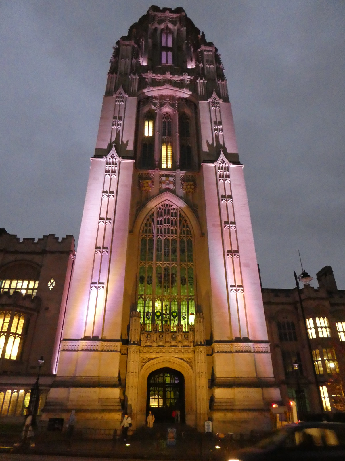 Will's Memorial Building, University of Bristol