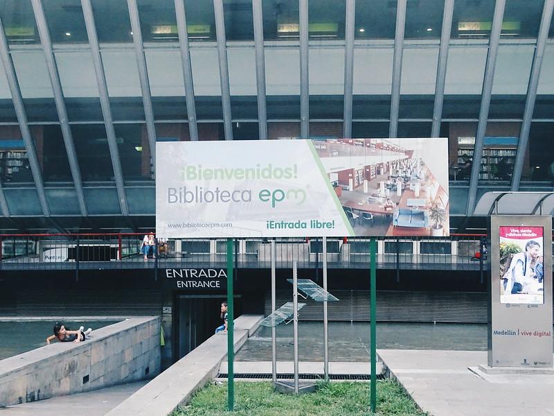 Biblioteca EPM, Medellín • COL