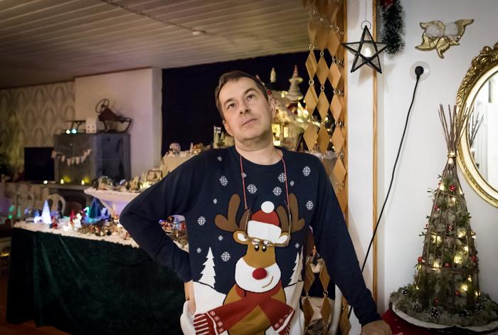 Loviisan Wanhat joulutalot talo nro 19 Kimmon joulumaa Kimmo Lonka Loviisa_