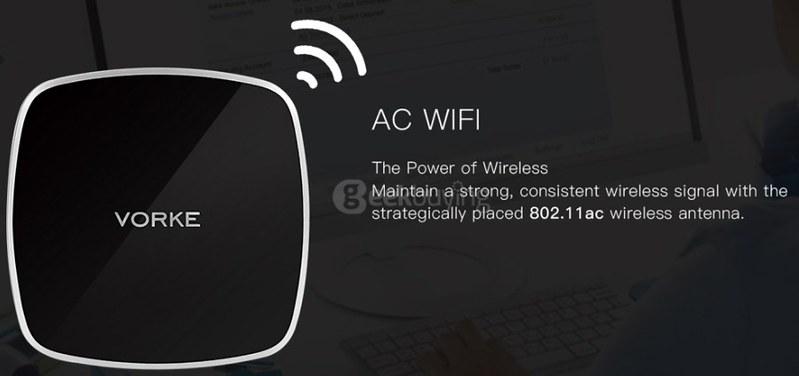 VORKE V5 Barebone Mini PC 写真 (8)