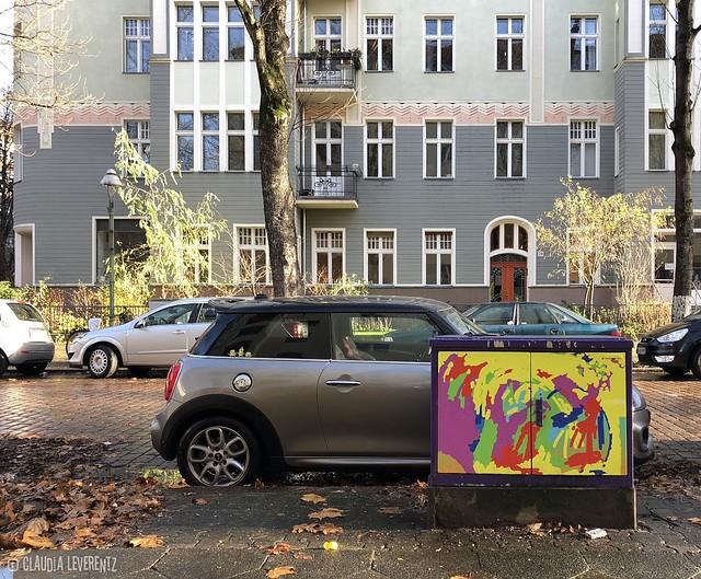 Berlin - Weimarische Straße