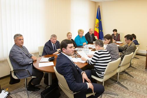 08.11.17 Comisia protecție socială, sănătate și familie