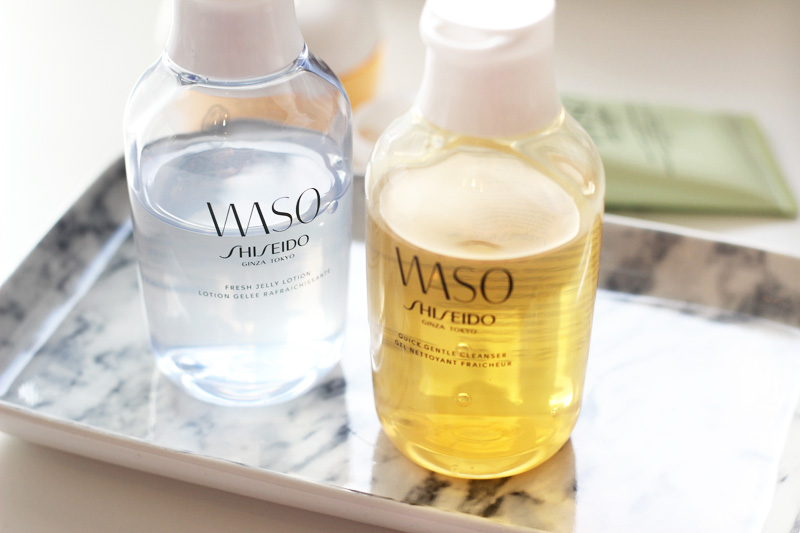 Waso Shiseido Shiseido Fresh Jelly Lotion