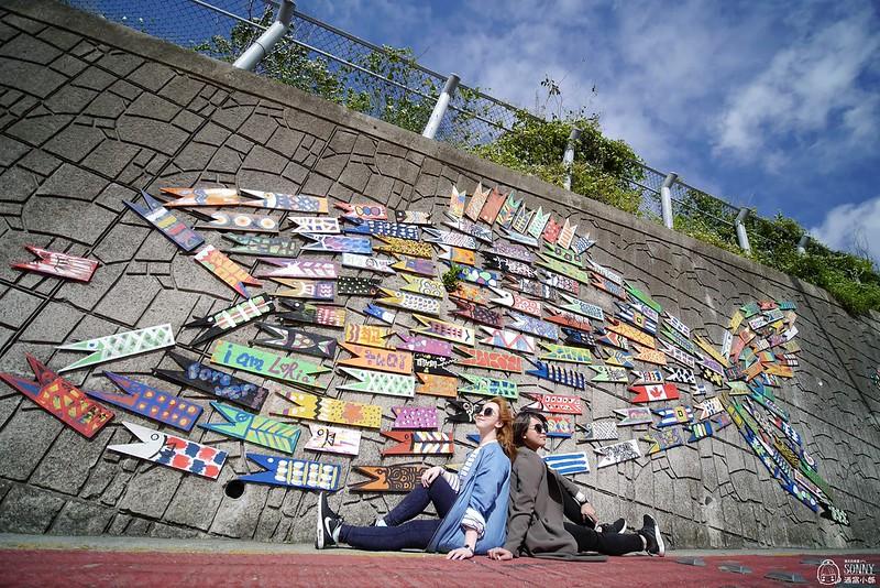 2017釜山自由行|釜山十大好拍景點|甘川文化洞