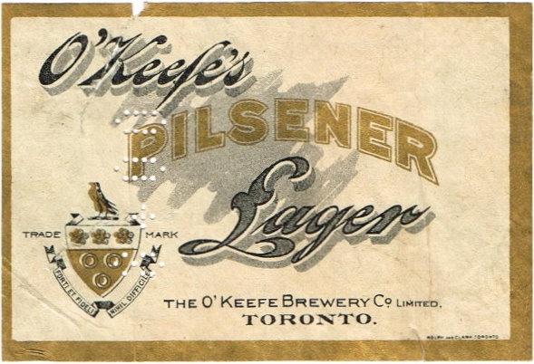 OKeefes-Pilsener-Lager-Beer-Labels