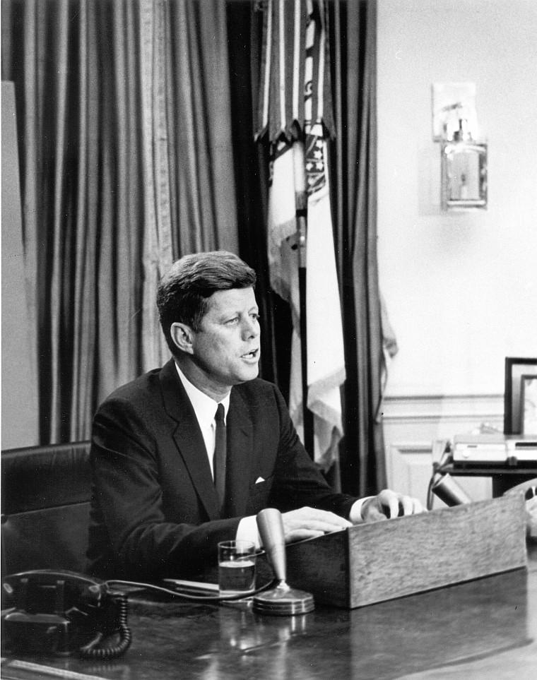 President Kennedy's Civil Rights Address, June 11, 1963.