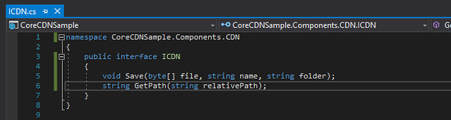 2017-11-12 15_21_18-CoreCDNSample - Microsoft Visual Studio