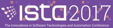 ISTA 2017, Sofia, Bulgaria