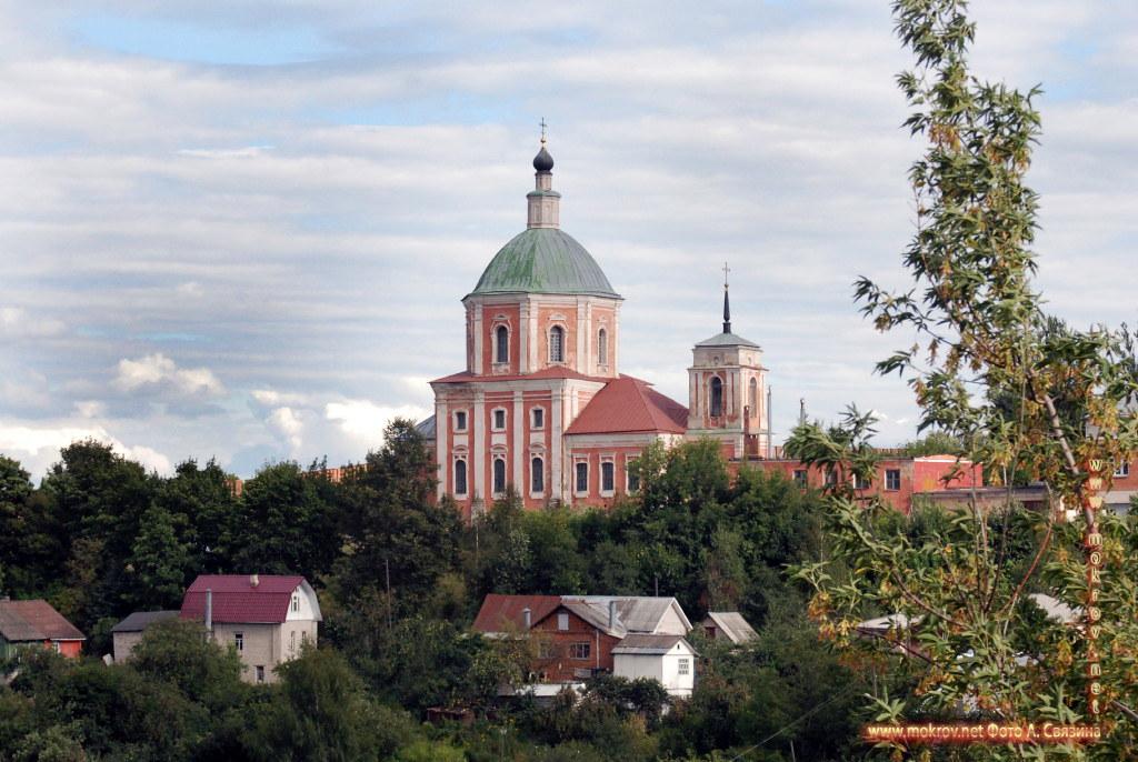 Город Смоленск прогулки туристов