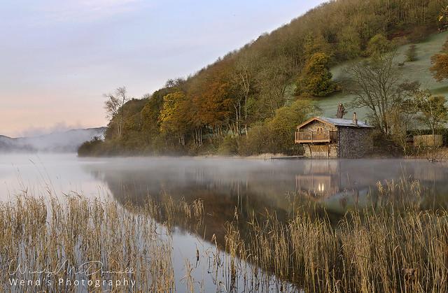[Explored] Duke of Portland boathouse, Ullswater, Lake District.UK.