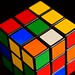 Colourful cube... by Maria Godfrida