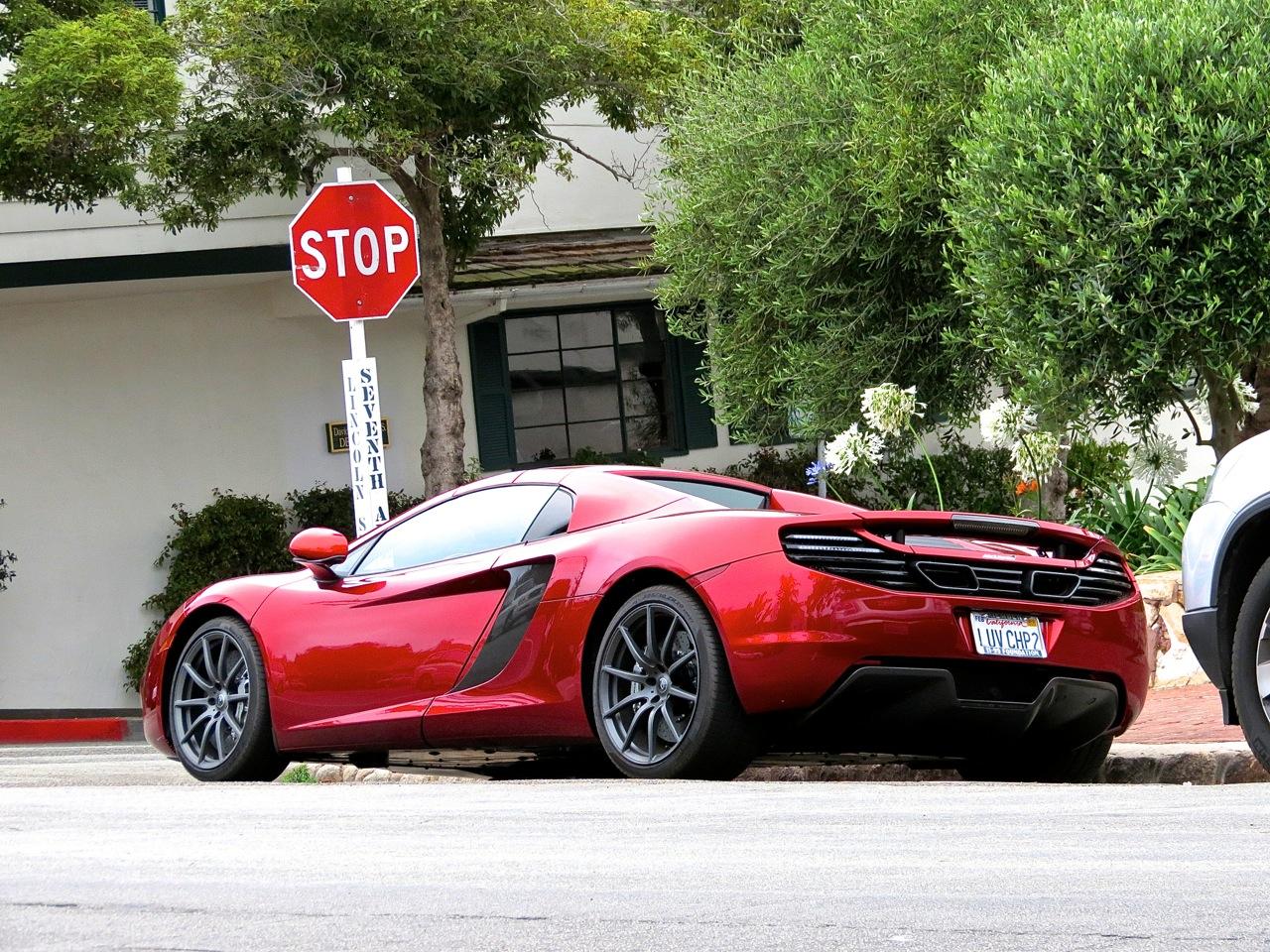McLaren 12C Carmel 3