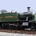 21776 Loco 5526 Totnes South Devon Railway England