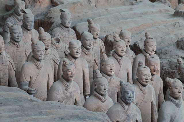 The Terracotta Army - Xi'an