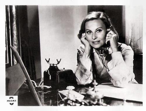 Michèle Morgan in Aux yeux du souvenir (1948)