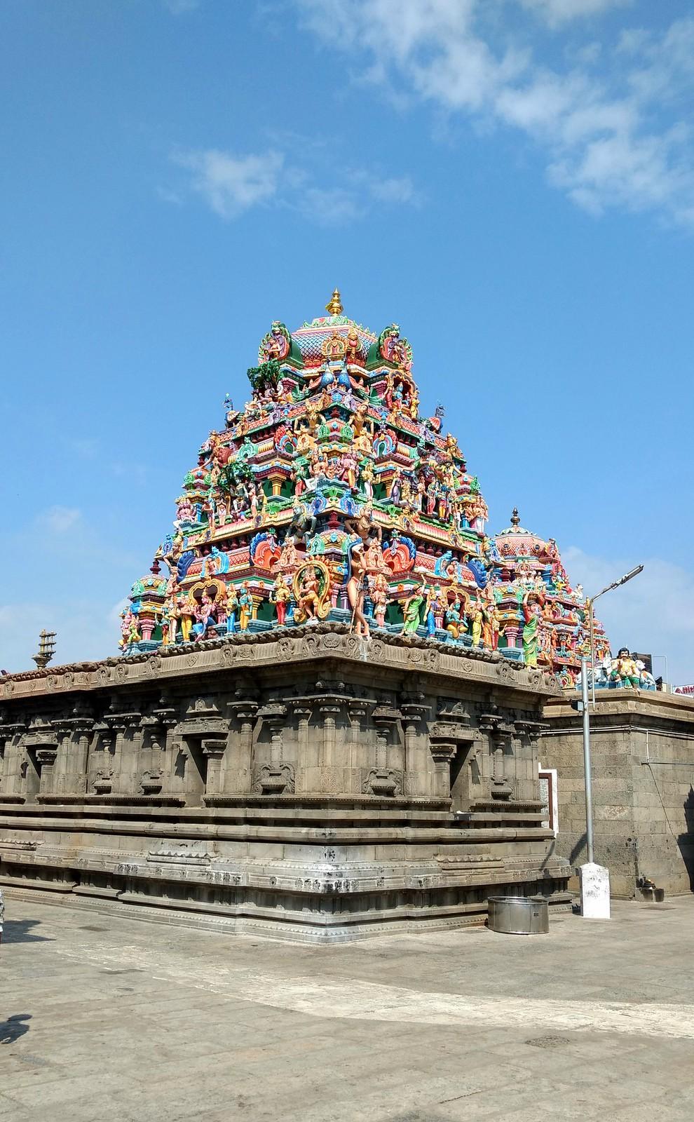 Kapaleeshwarar Kovil