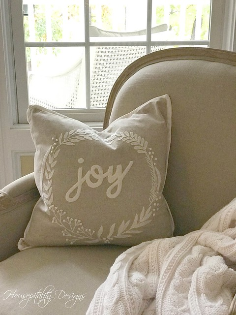 Christmas Pillow-Housepitality Designs
