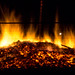 Glowing Bonfire