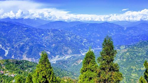 delo kalimpong mountain