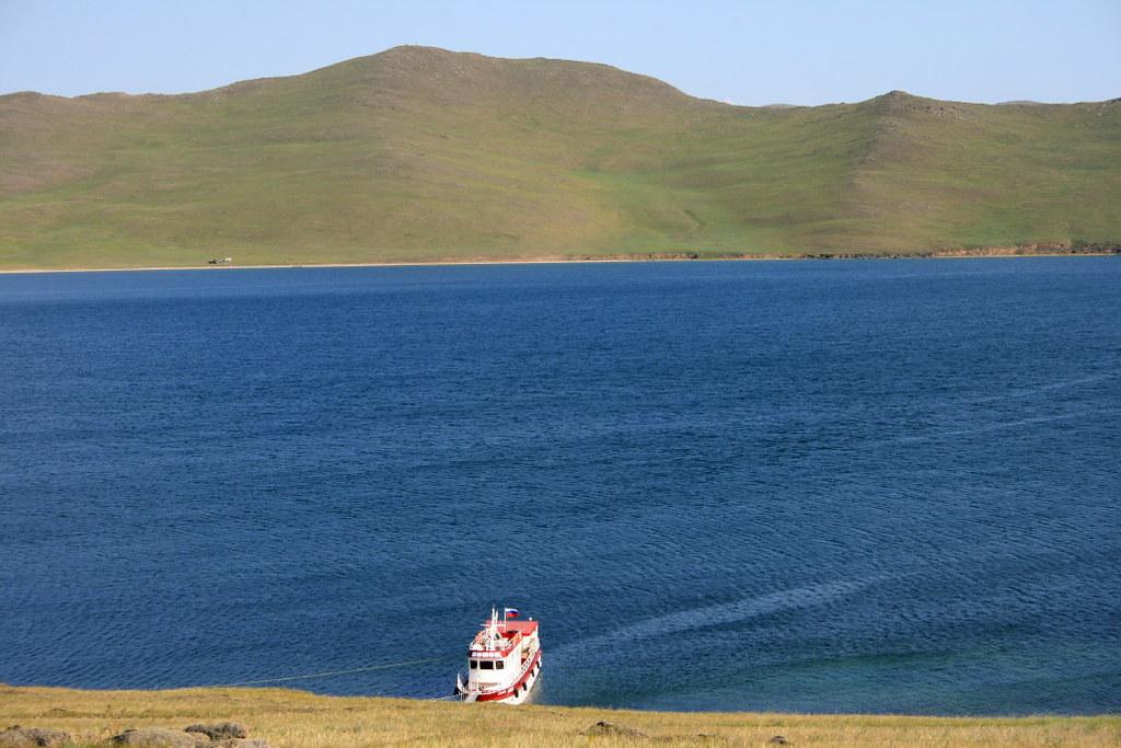 Остров Ольхон Озеро Байкал живописные и необычные фотографии
