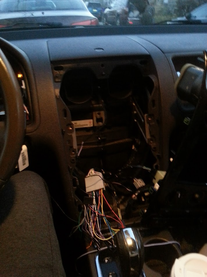 Anyone With An Aftermarket Double Din Stereo