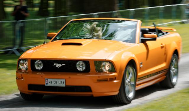 Ford Mustang, Nikon D4, Sigma APO Macro 150mm F2.8 EX DG HSM