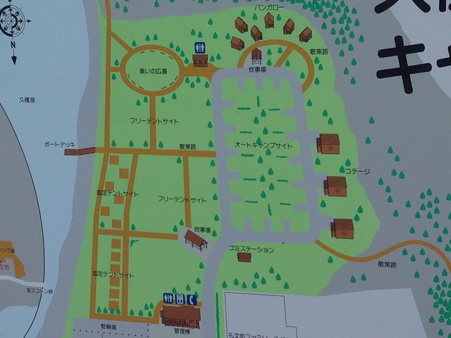 rebun-island-kusyu-lakeside-camp-site-map-02