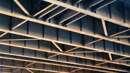 Bridge Underside Structure
