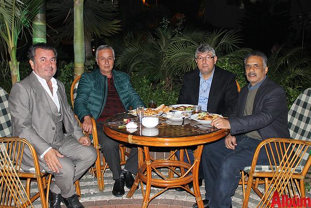 Suat Çavuşoğlu, Mehmet Köseoğlu, Mehmet Çavdar, Nuri Karaca