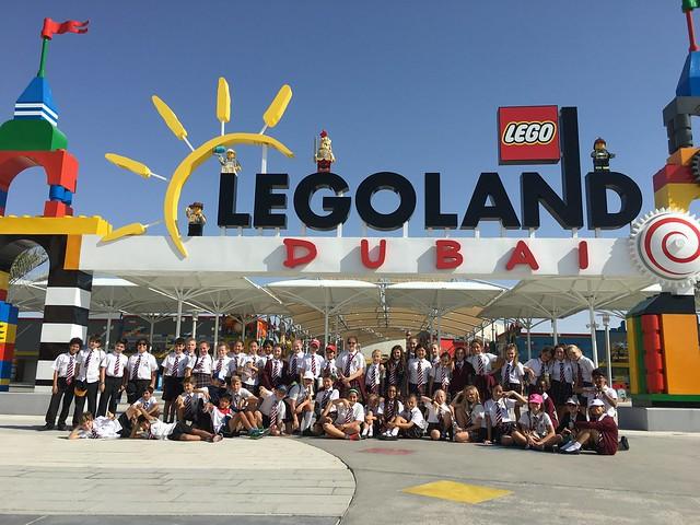 Yr 6 trip to Legoland: Nov 2017