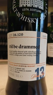 SMWS 26.120 - Oil be drammed