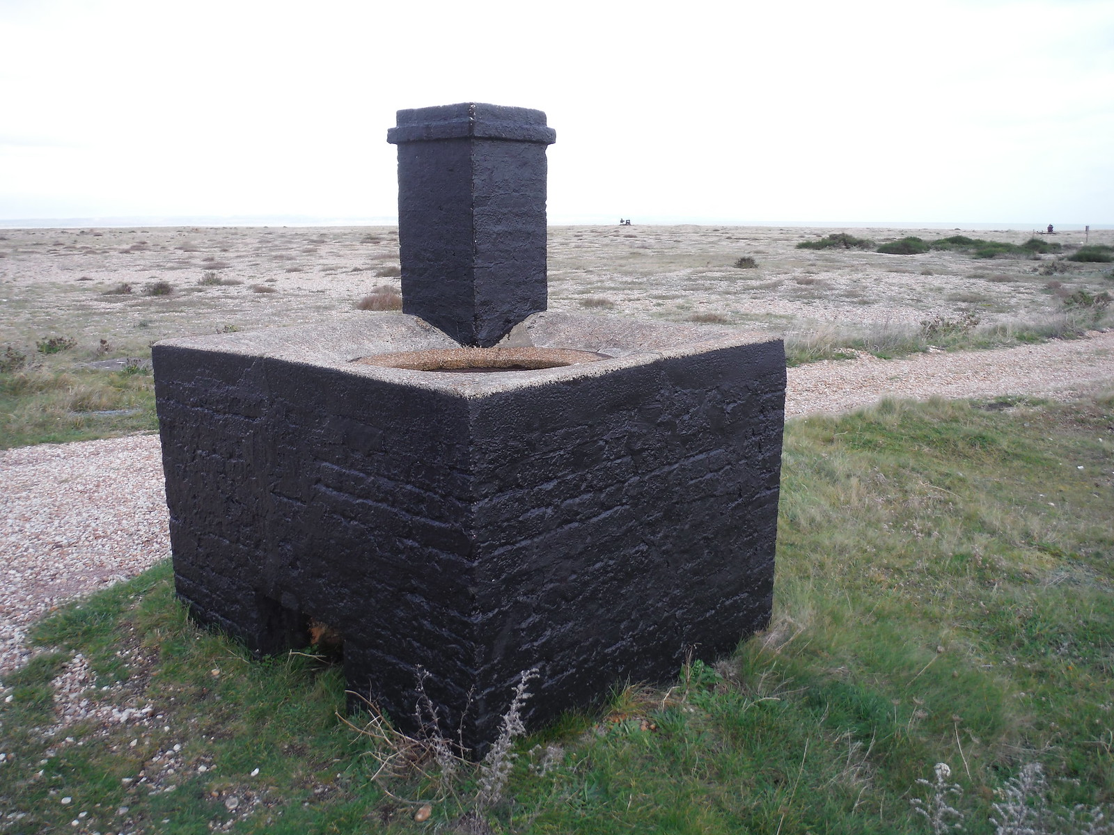 Former Copper Tub, by Penny Cottage SWC 154 - Rye to Dungeness and Lydd-on-Sea or Lydd or Circular