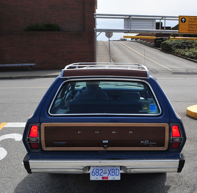 Ford Pinto Squire wagon