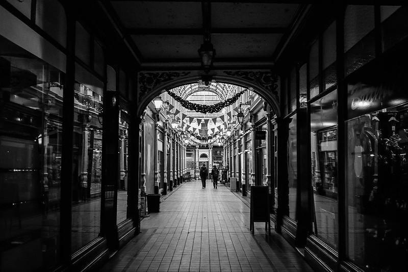 FILM - In the arcade