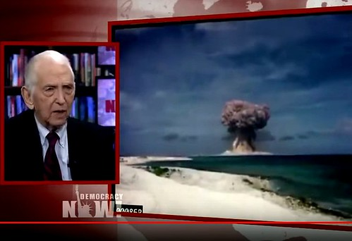 When a Nuclear War Planner Confesses by David Swanson + Daniel Ellsberg Reveals He was a Nuclear War Planner, Warns of Nuclear Winter and Global Starvation