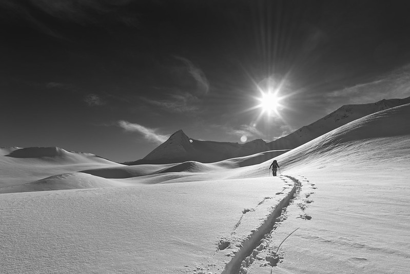 Skitouring Georgia (Caucasus)
