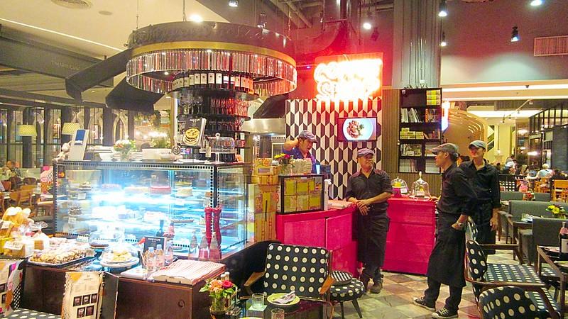 Siam Paragon Shopping Mall Bangkok