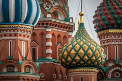 Русские церкви и соборы.