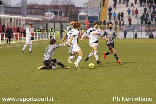 Pistoiese sconfitta  sconfitta dall'Alessandria